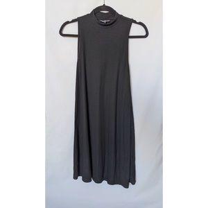 Topshop Mock Turtleneck Dress